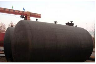 标准地埋油罐