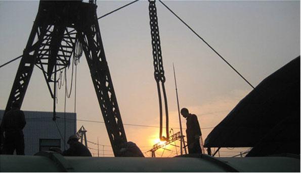 公司的发展源于雄厚的技术力量储备